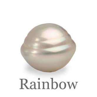 Selecting A Pearl Colour - Rainbow