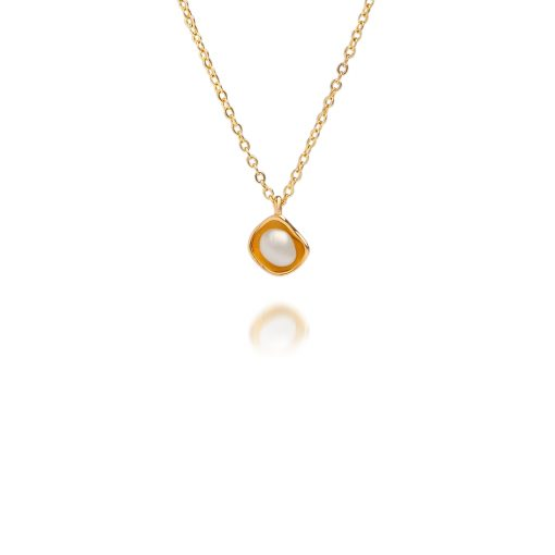 South Sea Keshi Pearl Petite Pendant