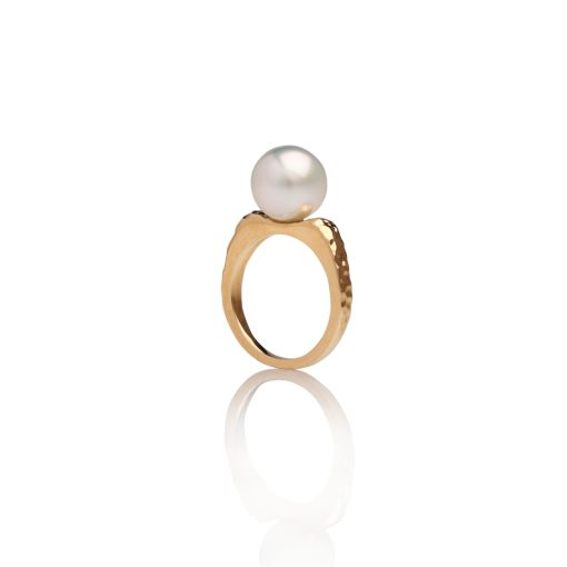 South Sea Pearl Petite Ring