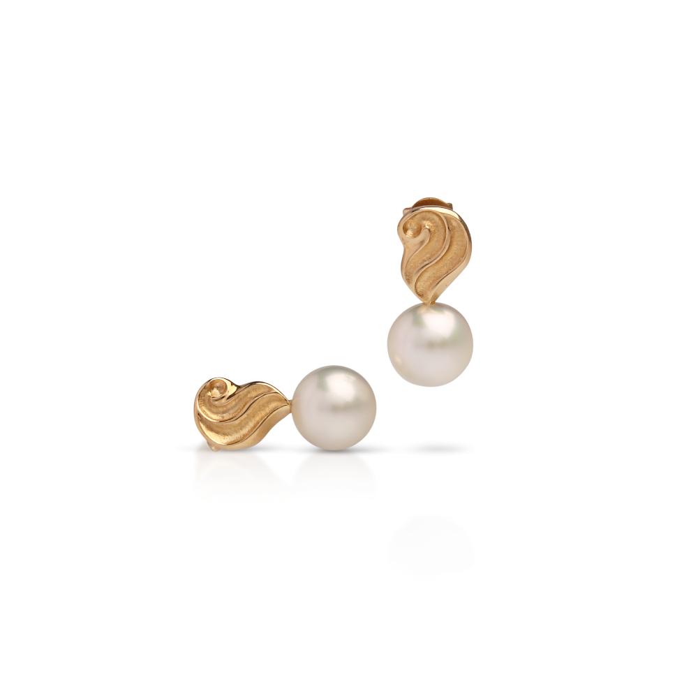 South Sea Pearl Earrings Tides Cygnet Bay Pearls