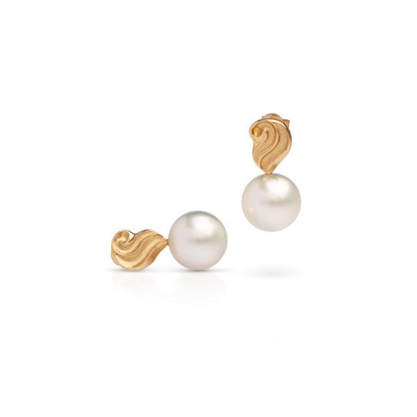 south sea pearl earrings tides cygnet bay pearls. Black Bedroom Furniture Sets. Home Design Ideas