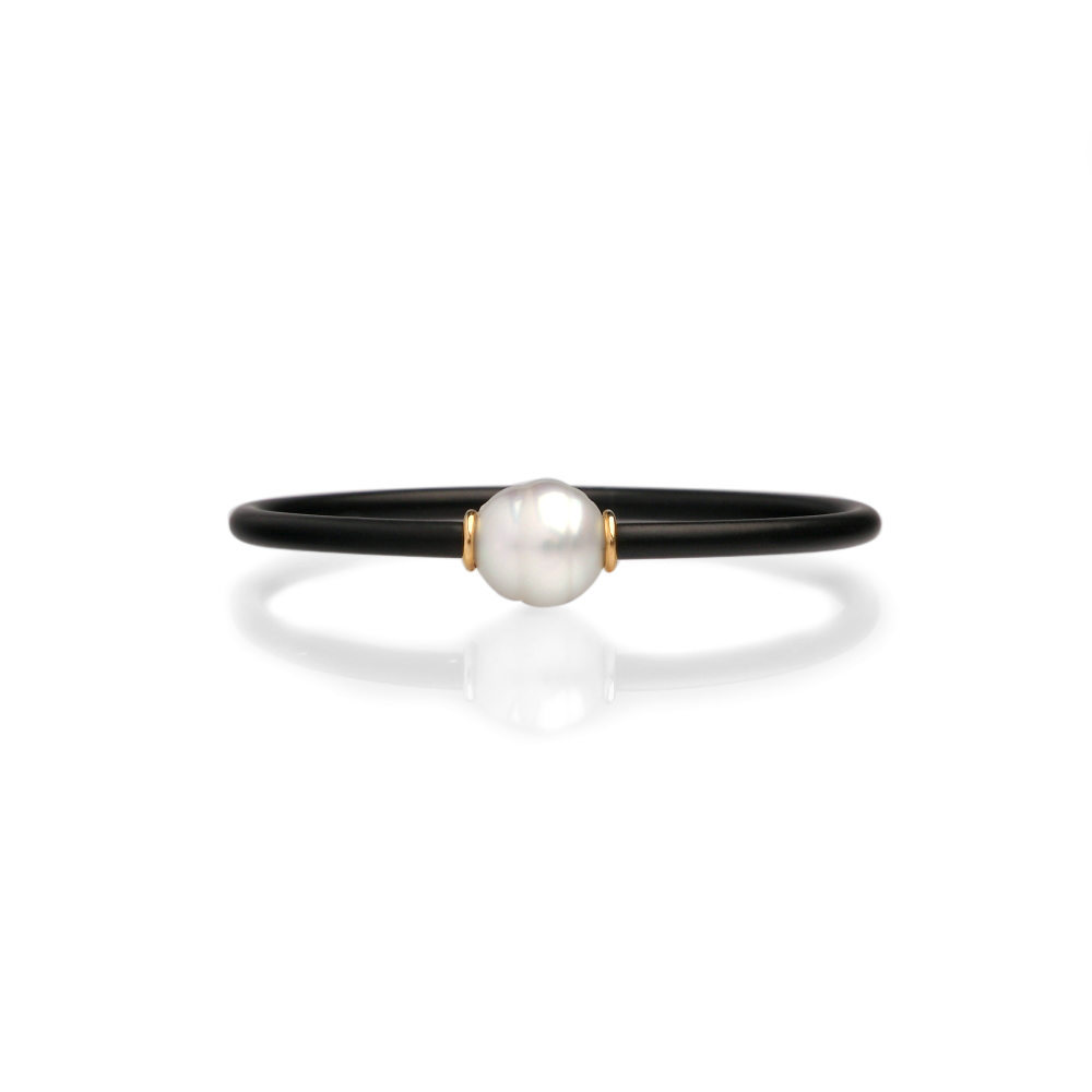 white bracelet baroque view quick p pearl