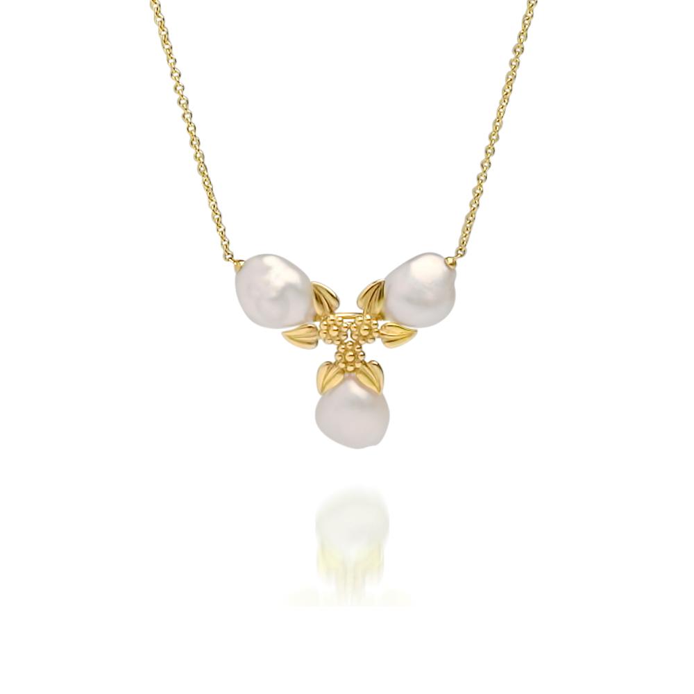 south sea keshi pearl necklace cygnet bay pearls. Black Bedroom Furniture Sets. Home Design Ideas