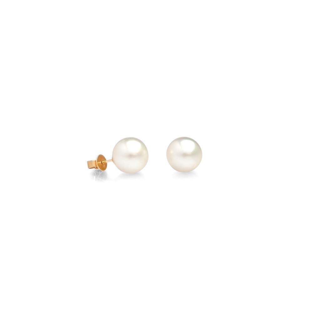 South Sea Pearl Stud Earrings Classics Cygnet Bay Pearls