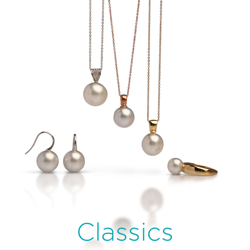 Classic South Sea Pearl Jewellery
