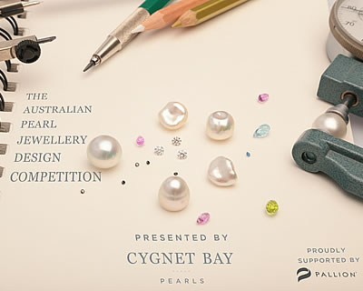 The Australian Pearl Jewellery Design Competition