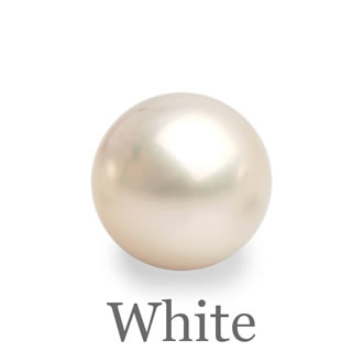 Selecting A Pearl Colour - White
