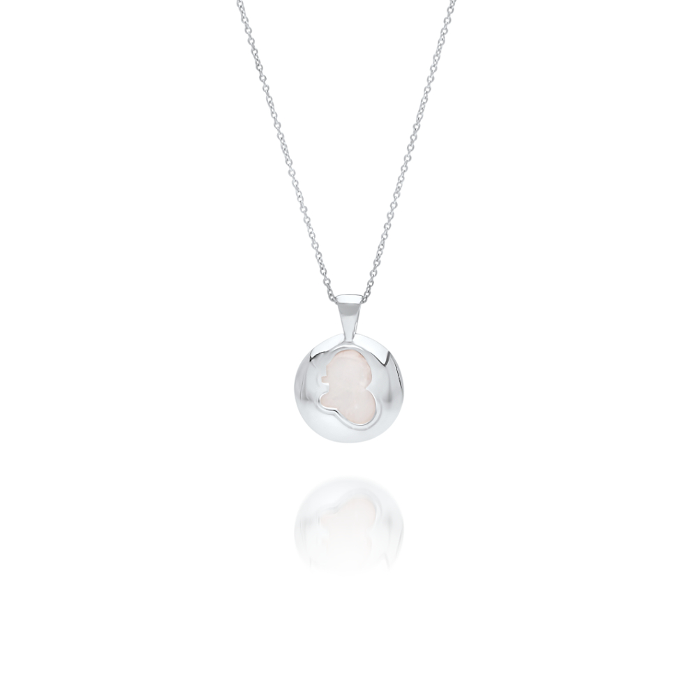 Mabe Pearl Necklace: South Sea Mabe Pearl Pendant