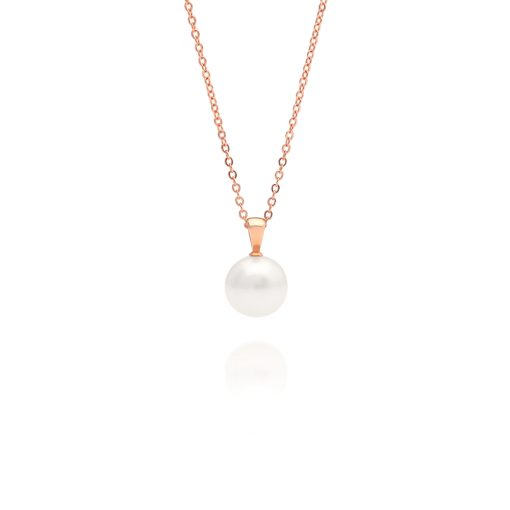 South Sea Pearl Acacia Pendant