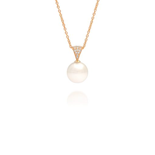 South Sea Pearl Grande Acacia Pendant
