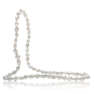 South Sea Keshi Pearl Strand