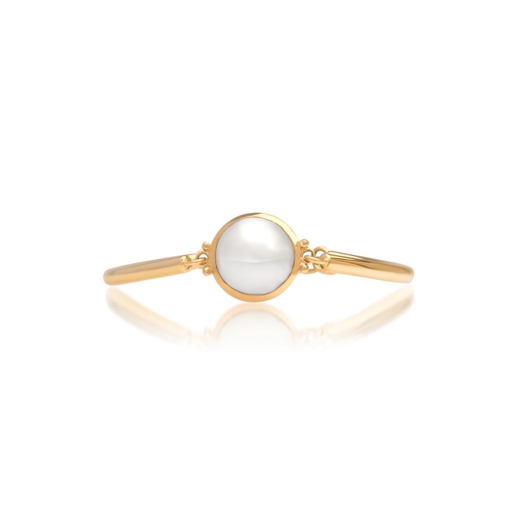 gold south sea mabe pearl bracelet cygnet bay pearls. Black Bedroom Furniture Sets. Home Design Ideas