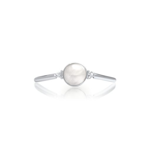 South Sea Mabe Pearl Bluebell Bracelet