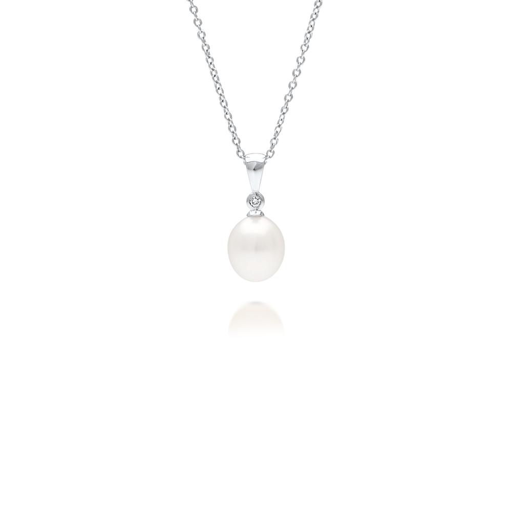 south sea pearl nivea diamond pendant cygnet bay pearls. Black Bedroom Furniture Sets. Home Design Ideas