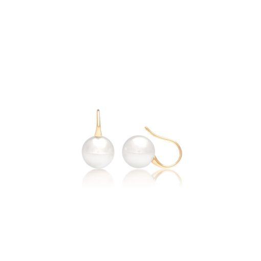 South Sea Pearl Acacia Petite Earrings