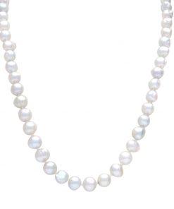 blue baroque pearl strand